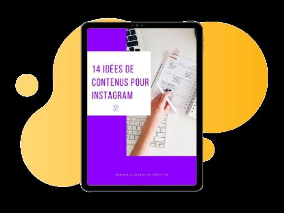 14 idées de publications Instagram